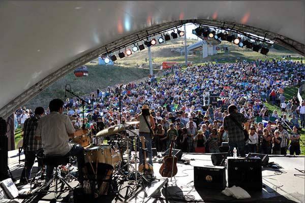 Grand Valley Bank Community Concert Series at Deer Valley